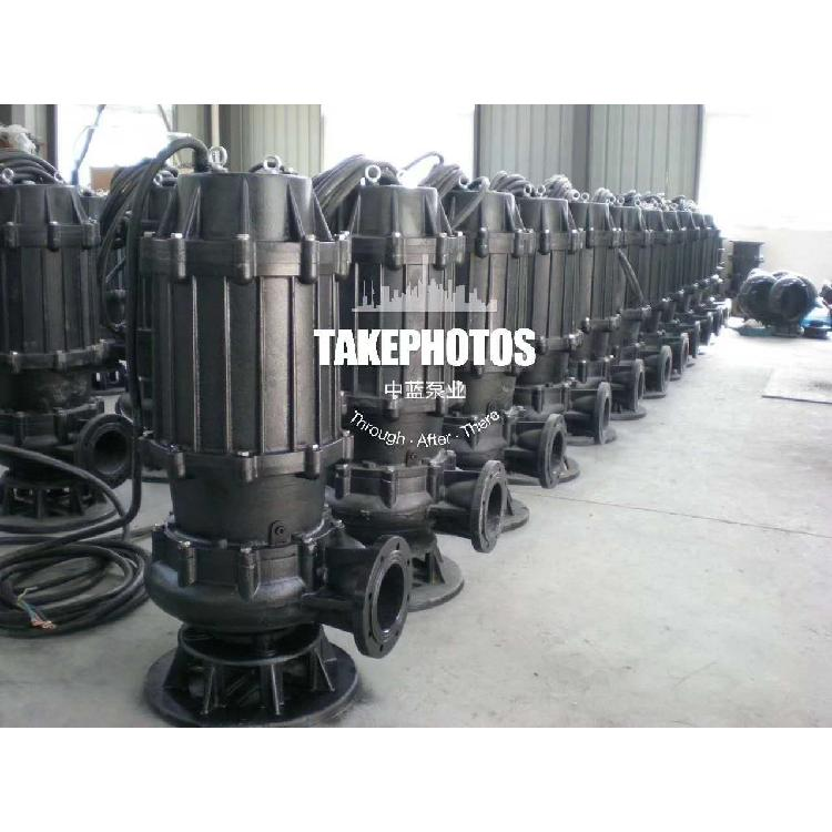 WQ型潜水污水泵生产厂家  潜水排污泵大量现货供应  潜水泵