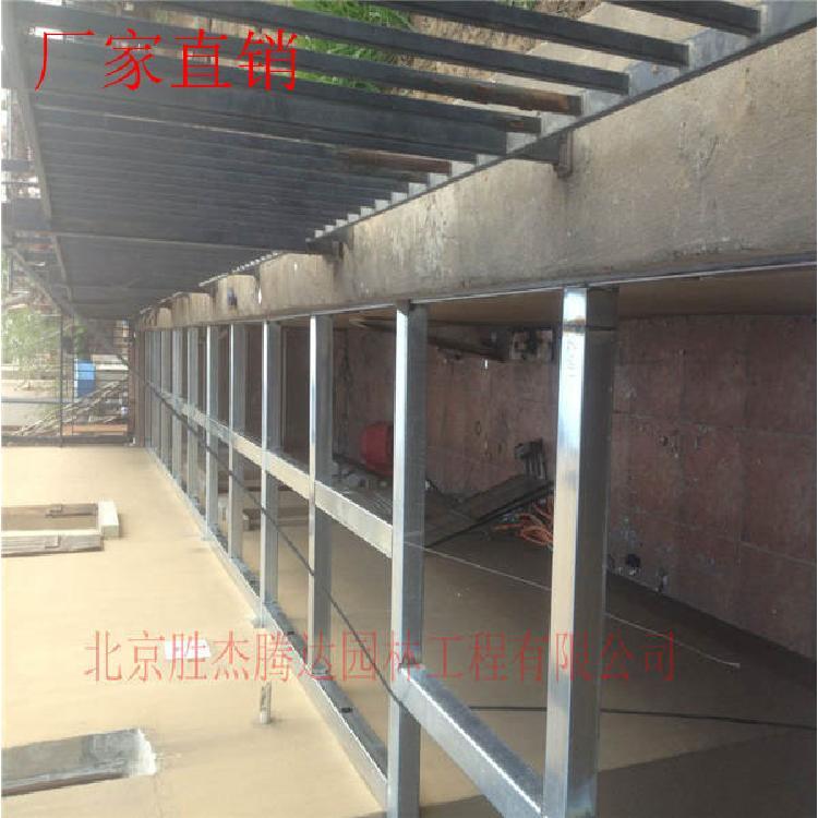 北京阳光房厂家 厂家制作亭子 阳光房施工公司 庭院凉亭制作