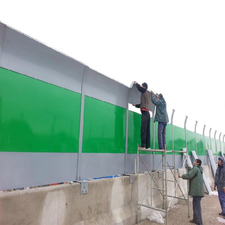 高速公路隔音墙室外公路隔音墙方海公路隔音墙
