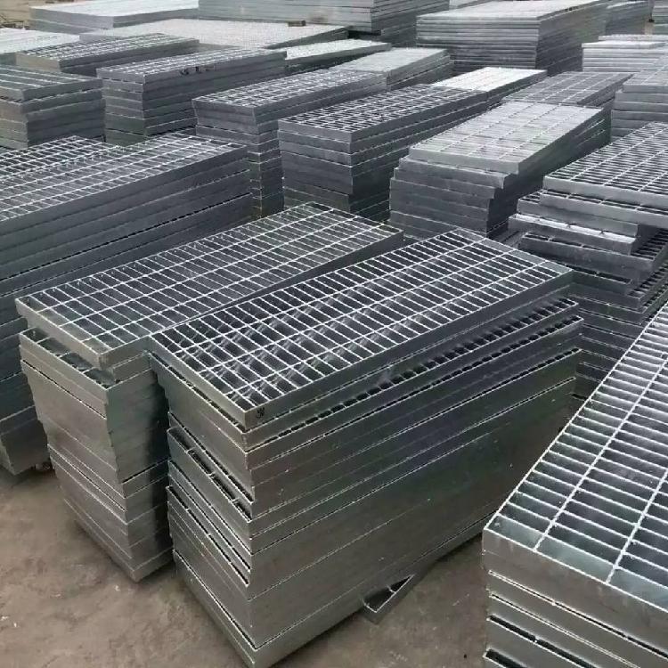 定做253-505/30/100 253-505/40/100镀锌钢格板 复合钢钢格板