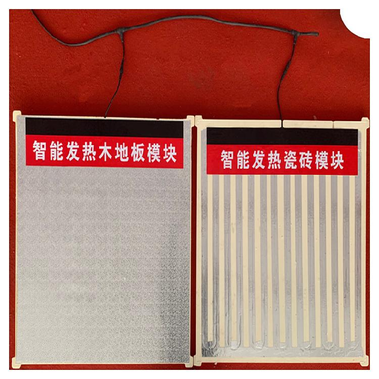 现货定制电加热地暖 室内专用生产发热地板发热模块 质量保证