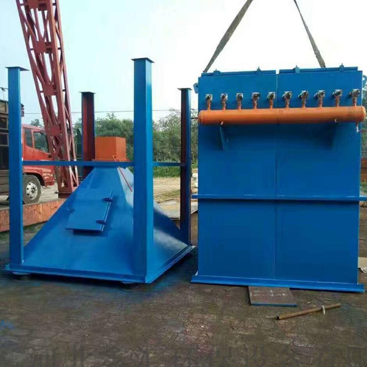 盛远厂家供应 袋式除尘器 工业粉尘颗粒小型单机脉冲袋式除尘器