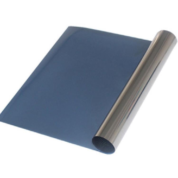 蓝银膜 办公室建筑装饰 隔热单向透视膜 可定制