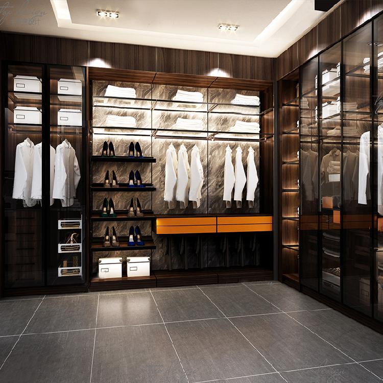 南京全屋定制衣柜 一体式衣柜定做 南京衣柜定制厂家