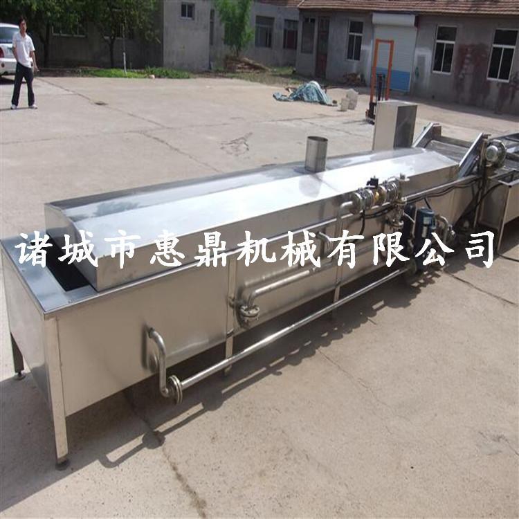 低温连续式水浴巴氏杀菌机 厂家直销 食品包装袋巴氏杀菌设备