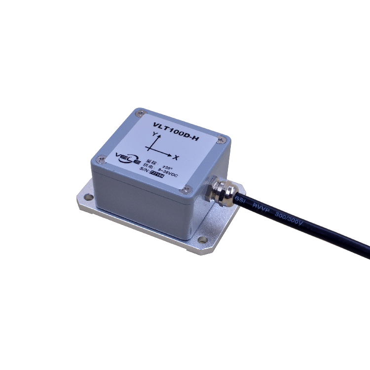 上海维铼VLT100倾角传感器 高可靠性 全温段温补 高性价比