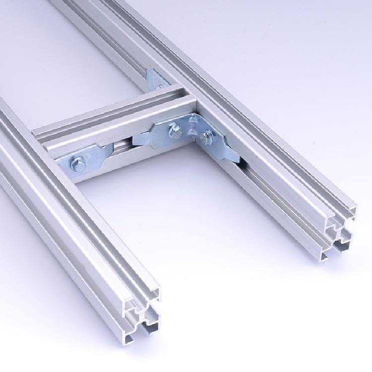 新品 轻型铝合金走线架400宽 结实耐用美观大方 主要是价格实惠