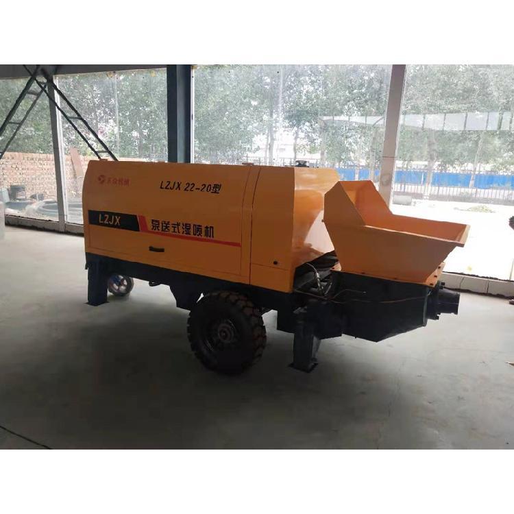 厂家直销 水泥注浆机 混凝土湿喷机 高压注浆机双液注浆机