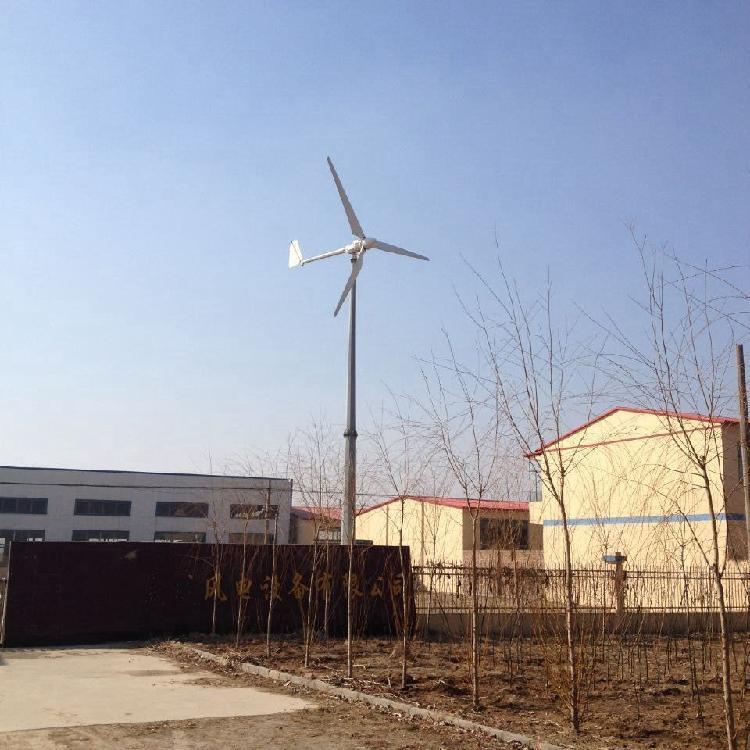 西藏小型风力发电机离网型5kw风力发电系统