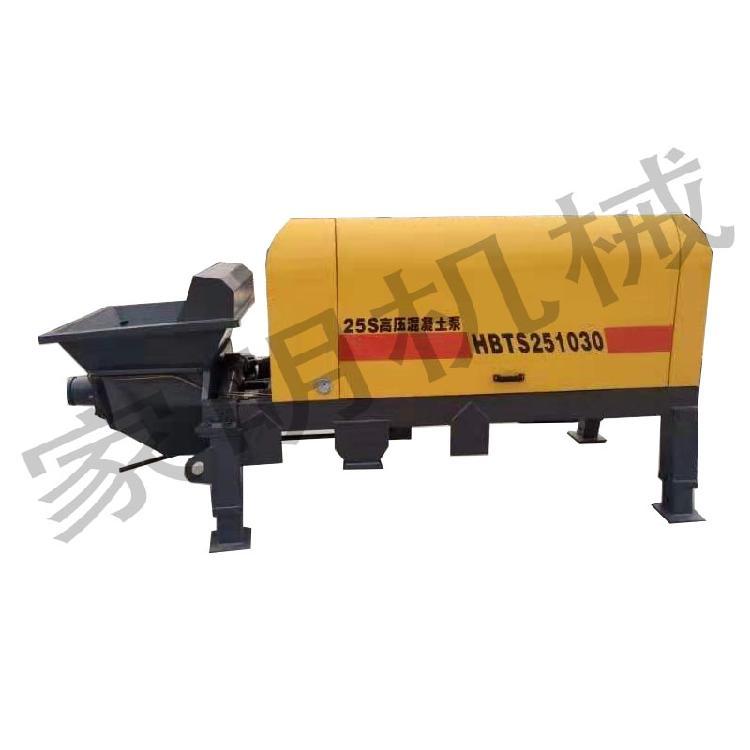家明二次构造柱专用泵液压二次构造柱泵