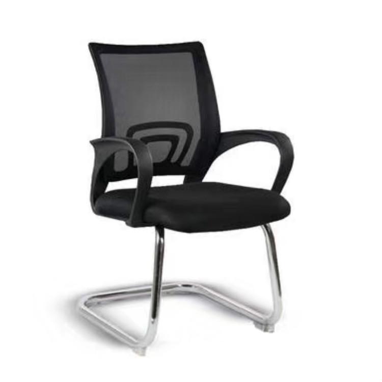 特价办公椅职员回字椅 学生宿舍麻将椅子电脑椅家用靠背网布椅 欢迎咨询 博蓝