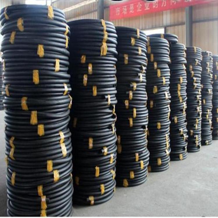 厂家直销  龙业牌 液压油管  西安批发高压胶管  编织胶管  橡胶管  大口径输水胶管