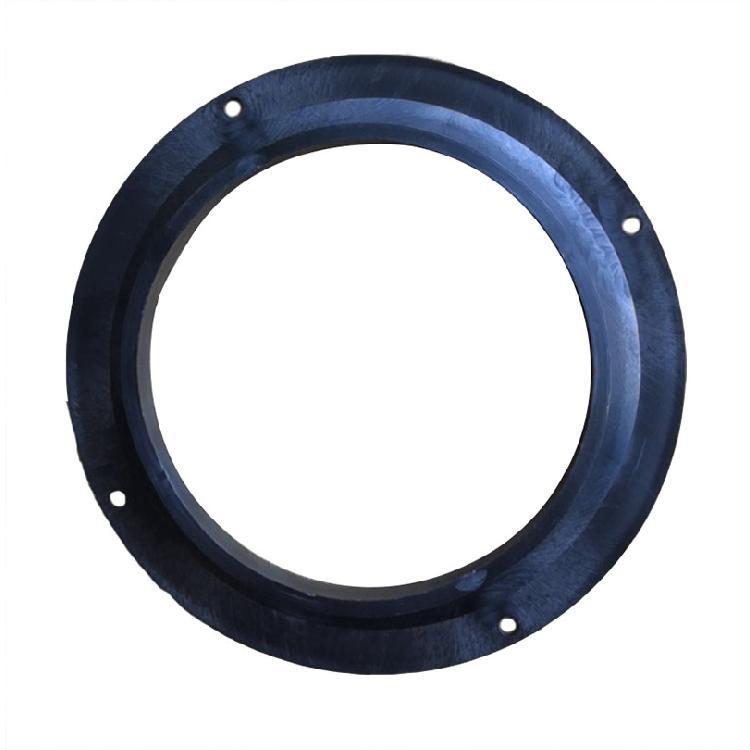 ABS圆形椭圆形喷砂机手孔圈吸尘布袋圈集尘手套圈喷砂机配件护圈