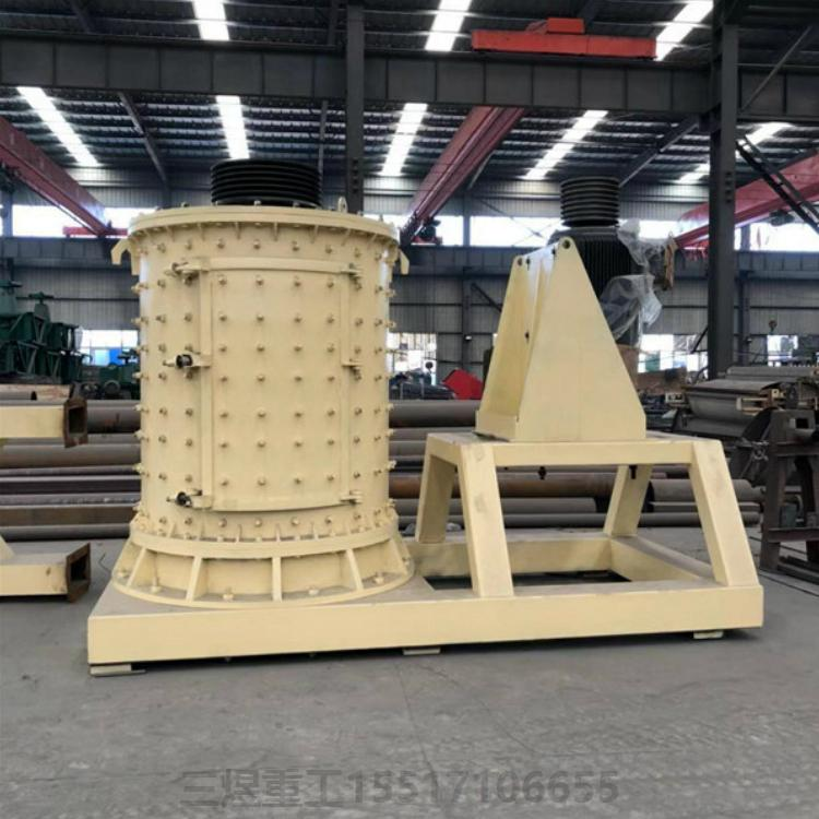 三煜重工 鹅卵石制砂机 小型鹅卵石制砂机 生产基地