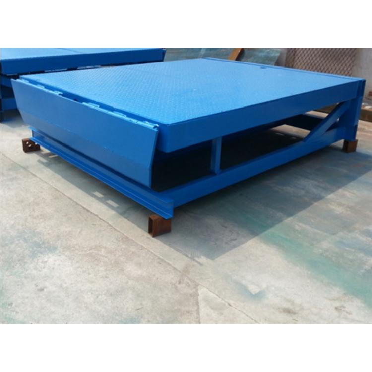 超瑞供应固定式登车桥台边式登车桥电动液压卸货平台装卸平台