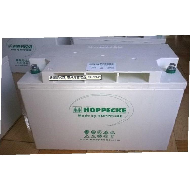 荷贝克蓄电池 SB12V100详情参数 荷贝克12V100AH 现货供应