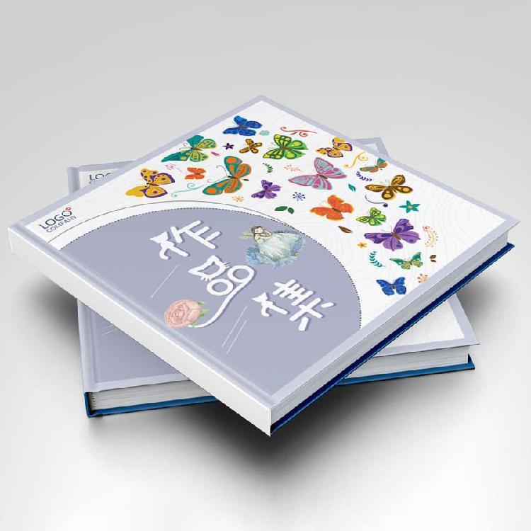 精装企业画册印刷高档彩页图册宣传册印制精装书画册印刷厂高端毕业设计作品集一本起硬壳精装彩色