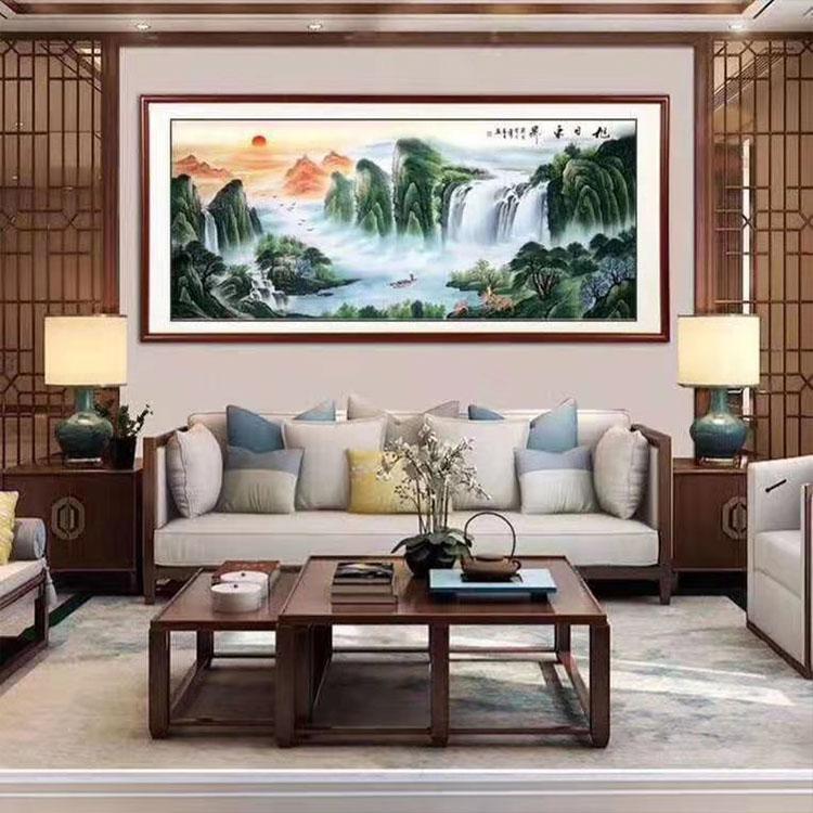 河南 创意挂墙相框 展厅装饰画画框 私人订制 专业画框定制