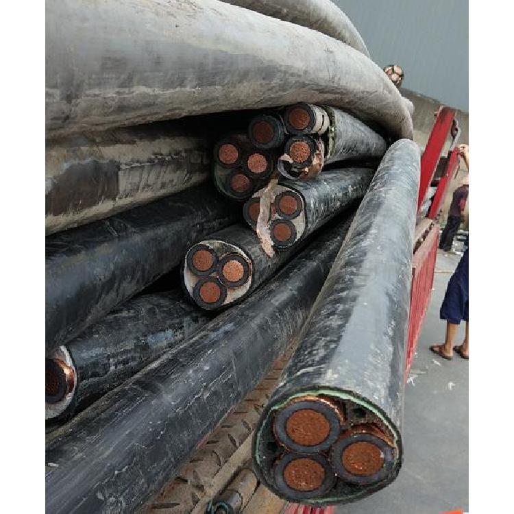 上海电缆线回收 浦东电力电缆线回收