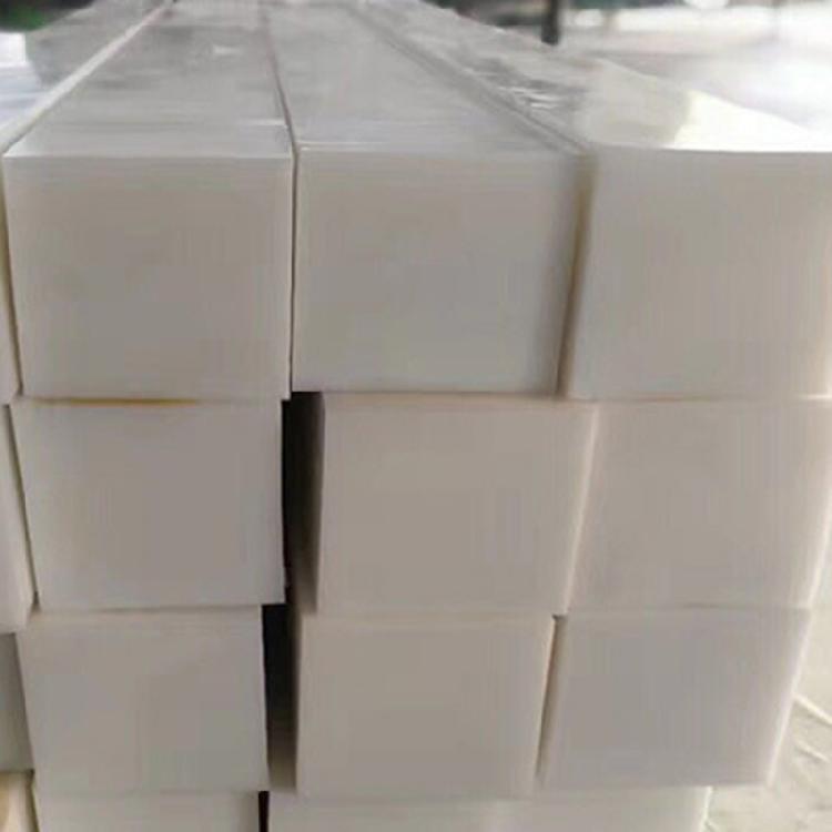 白色尼龙板生产厂家 专业生产尼龙板pa66异形件来图来样加工