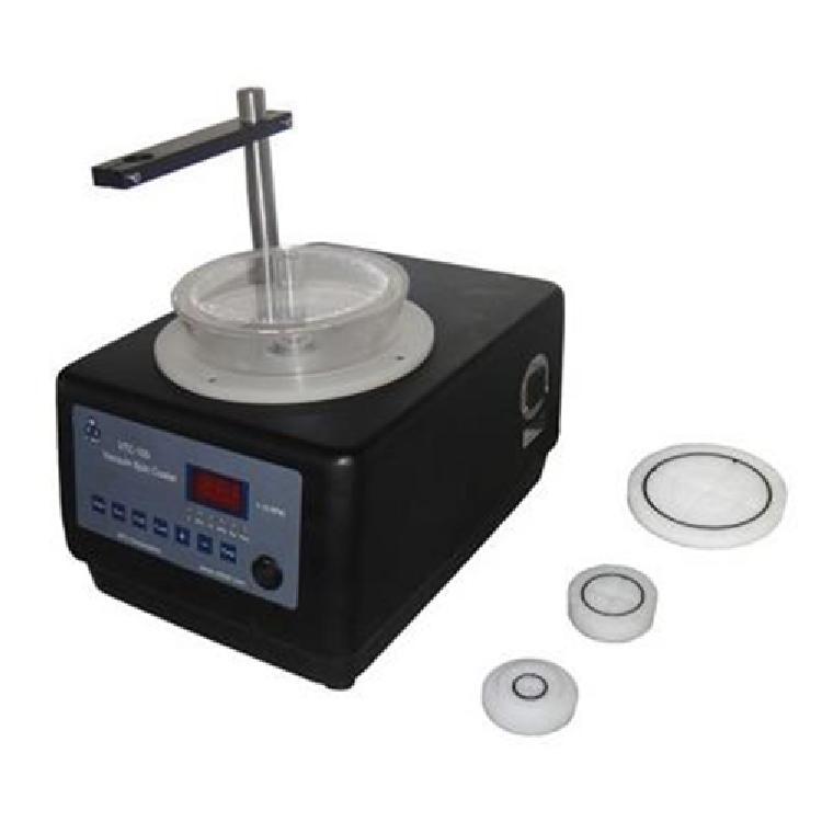 涂膜机 VTC-100型 真空旋转涂膜机真空匀胶涂膜机 高速旋转使胶体、溶液等材料均匀地涂覆样件表面