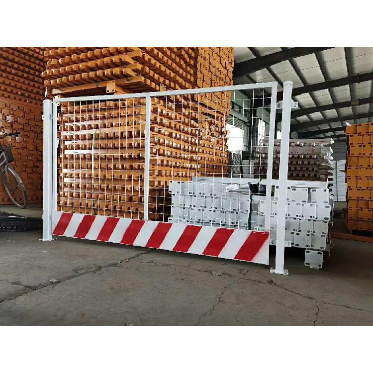 定做施工基坑护栏网 施工护栏网  建筑工地基坑防护栏杆现货