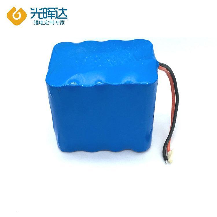 生产厂家供应电动车锂电池18650锂电池组4000mAh 串联并联锂电池定制22.2V电动工具锂电池