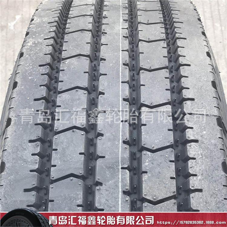 供应235/85R16 全钢拖车轮胎 平板拖车卡车钢丝胎