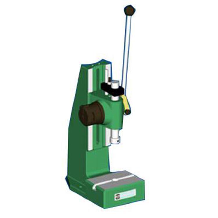 HPM-1.6型 恒力手动压力机 机械手动压床 体积小,重量轻,易操作
