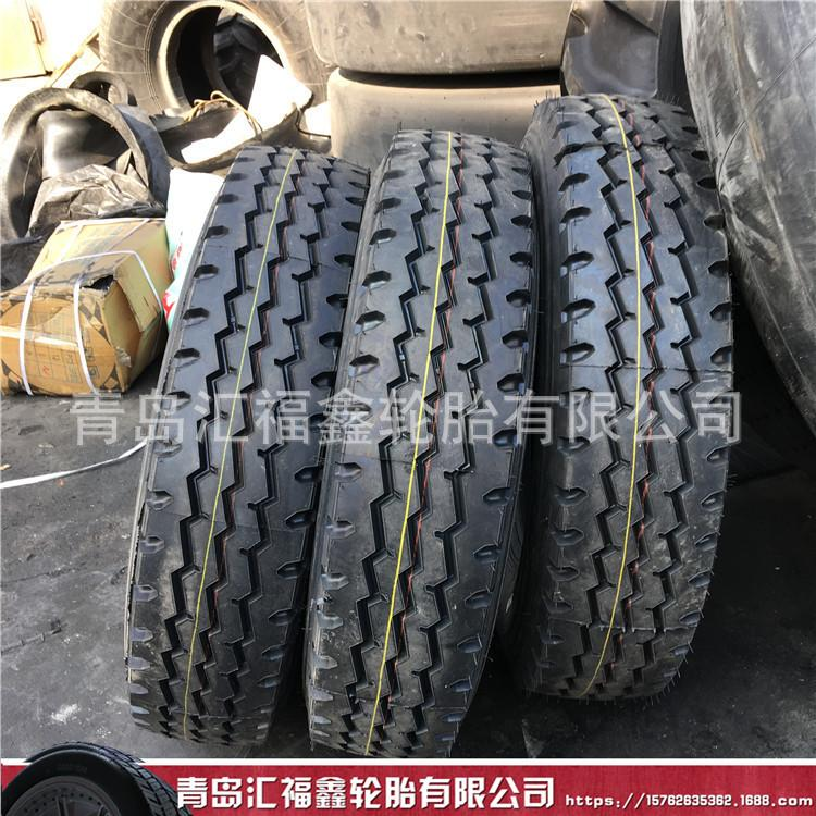 包邮晋中王7.50r16 750R16三线线纹全钢丝载重卡车轮胎钢丝轮胎
