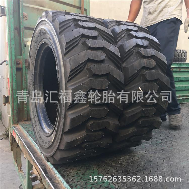 前进扫路机清仓机滑移式装载机轮胎 10-16.5 L-B加重19年新品