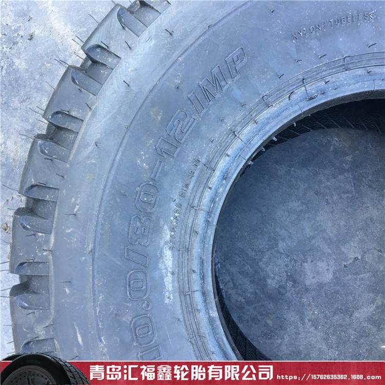 供应贵州捆草机联合收割机轮胎10.0/80-12 IMP