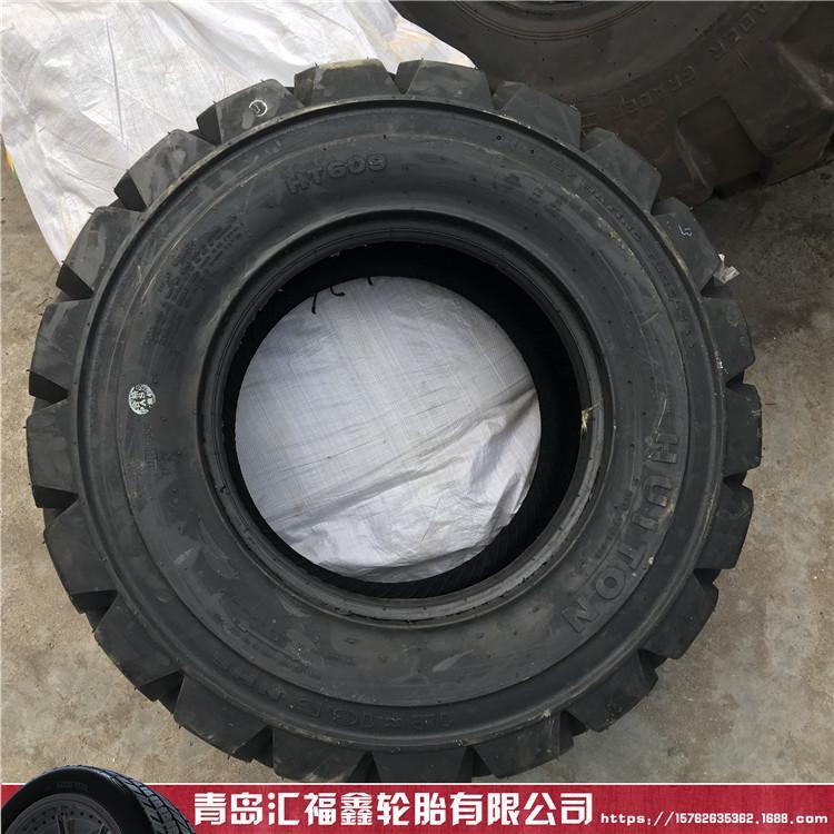 供应 12-16.5 12x16.5 12*16.5山猫滑移装载机轮胎大块花纹12层级