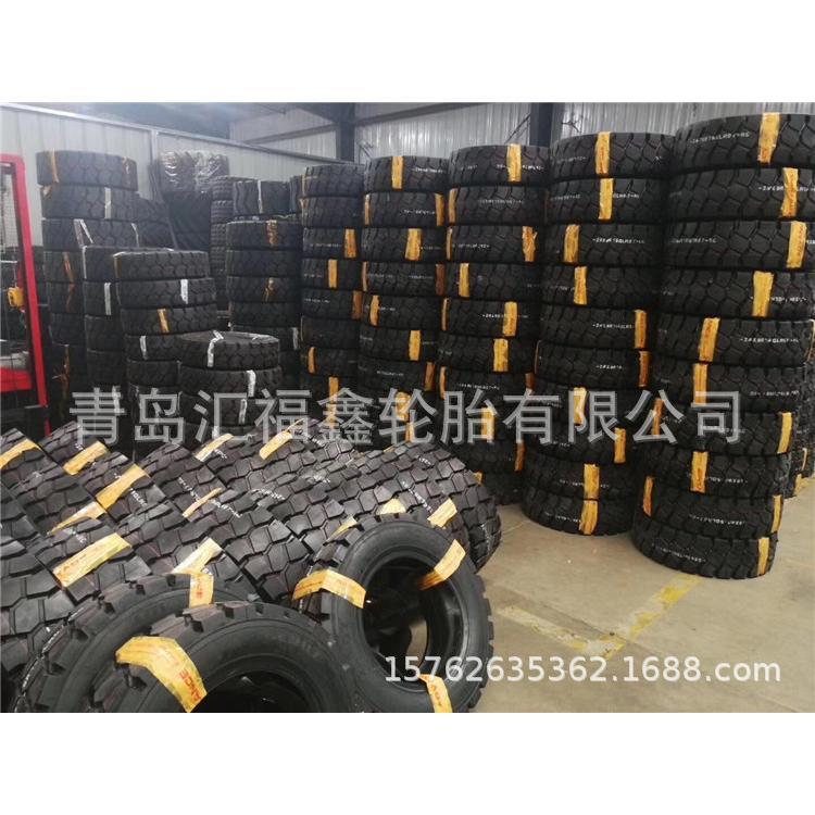 前进全钢叉车轮胎6.50 650R15 8.25 825R15 28*9-15 拖车轮胎加厚