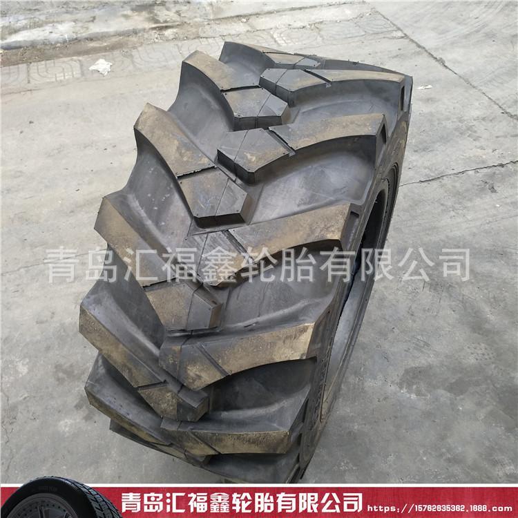 供应445/70R19.5 18-19.5宽基人字花纹真空胎喷浆机轮胎攀岩轮胎