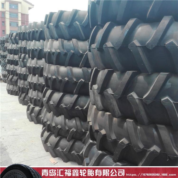 现货东方红LX650 65 70马力运输 人字农用拖拉机轮胎三包
