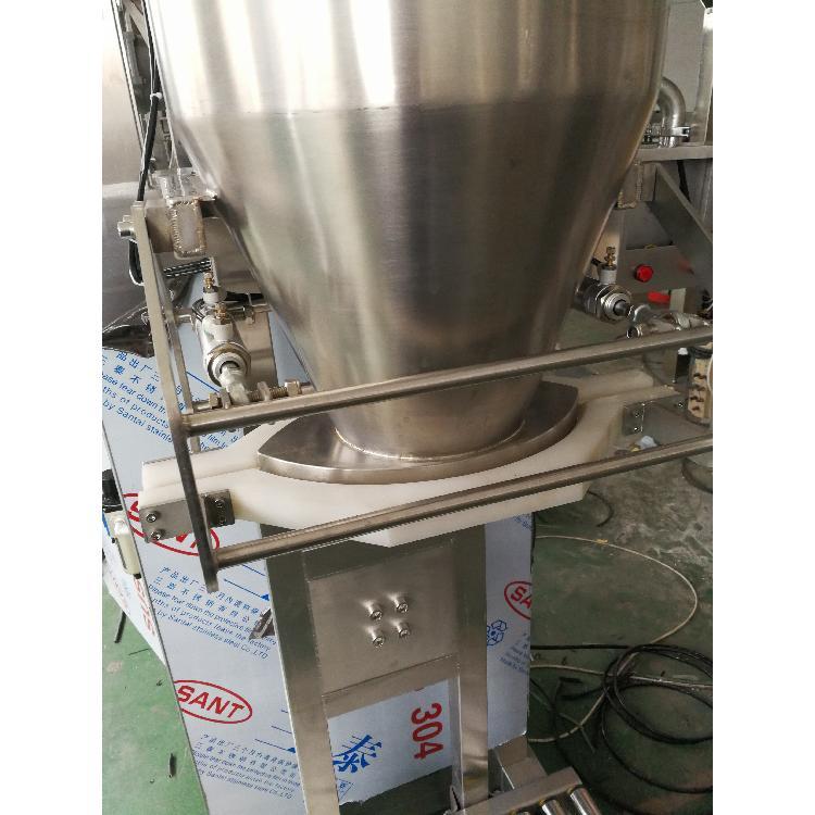【上海沁飞 】厂家生产半自动粉末定量称重包装机 l定量称重粉末包装机