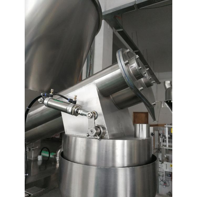 【上海沁飞 】厂家生产25KG粉末颗粒定量称重包装机15KG鱼粉定量称重粉末包装机