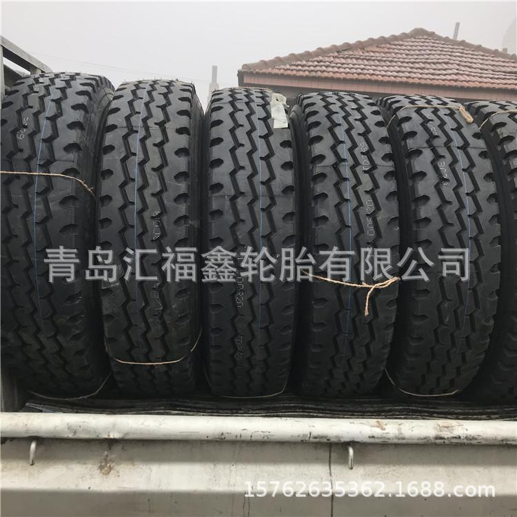 三角900R20 12.00 1200R20 钢丝胎搅拌车轮胎前四后八 大卡车轮胎