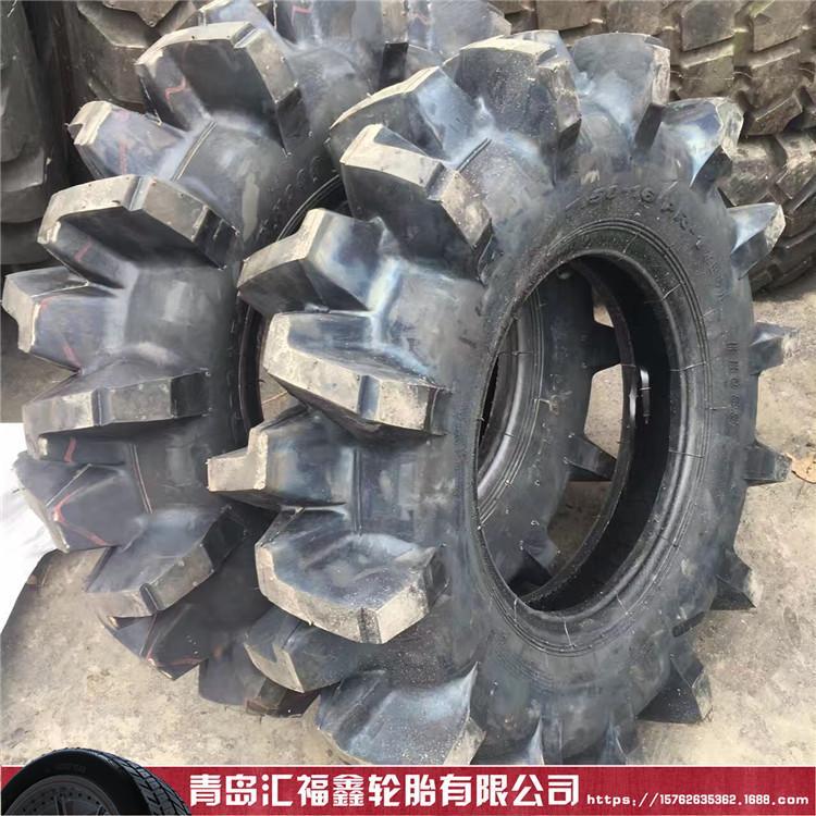 甲字前进水田高花轮胎16.9-30 16.9-34 18.4-30 18.4-34稻田轮胎三包