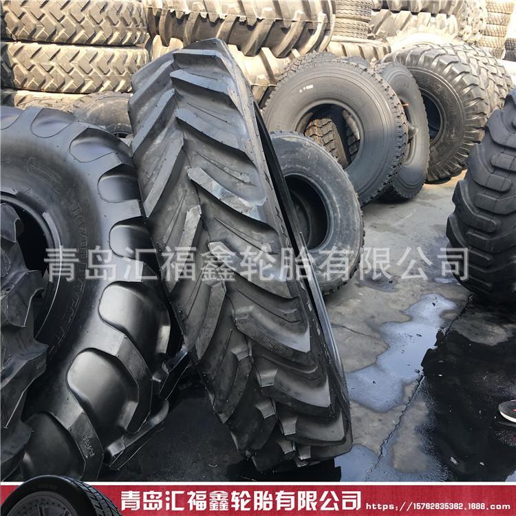 供应大型拖拉机轮胎320/85R36 12.4R36 农用子午线轮胎