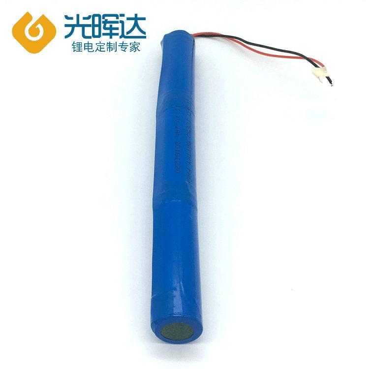 加工生产 6000mAh锂电池 可充电 3.7V 蓝牙音箱 扩音器18650锂电池组定制 光晖达