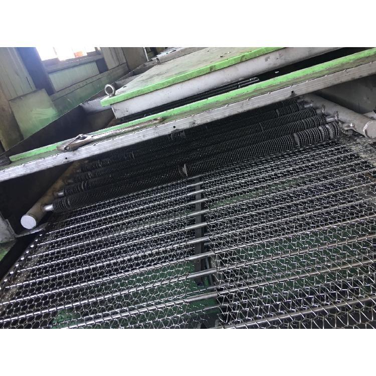 不锈钢网带 不锈钢传送网带 食品高温传送带 森喆专业厂家