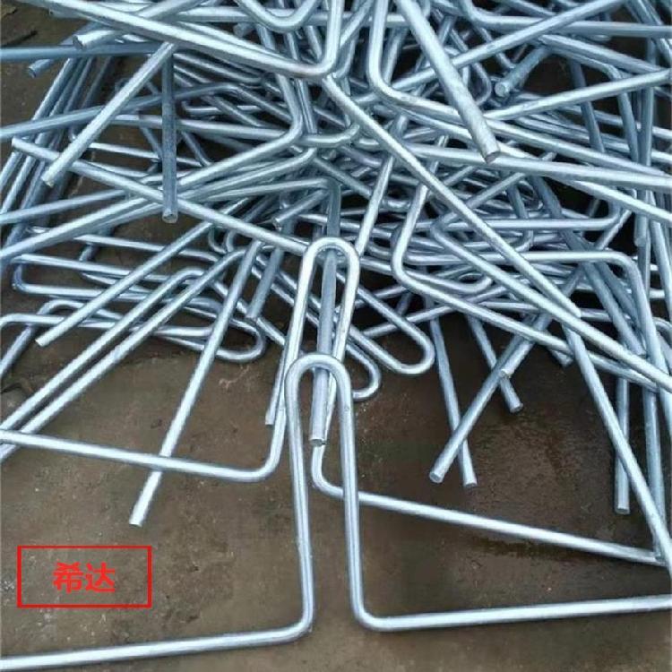 厂家生产电线挂钩电缆支架希达专业生镀锌产电线电缆挂钩
