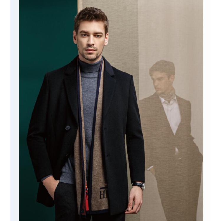 渡森专注男士服装生产批发定制厂 冬季男装招商 冬季服装加盟 男士外套代理