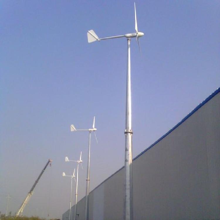 安徽3000瓦小型风力发电机离网型风力发电机晟成定做