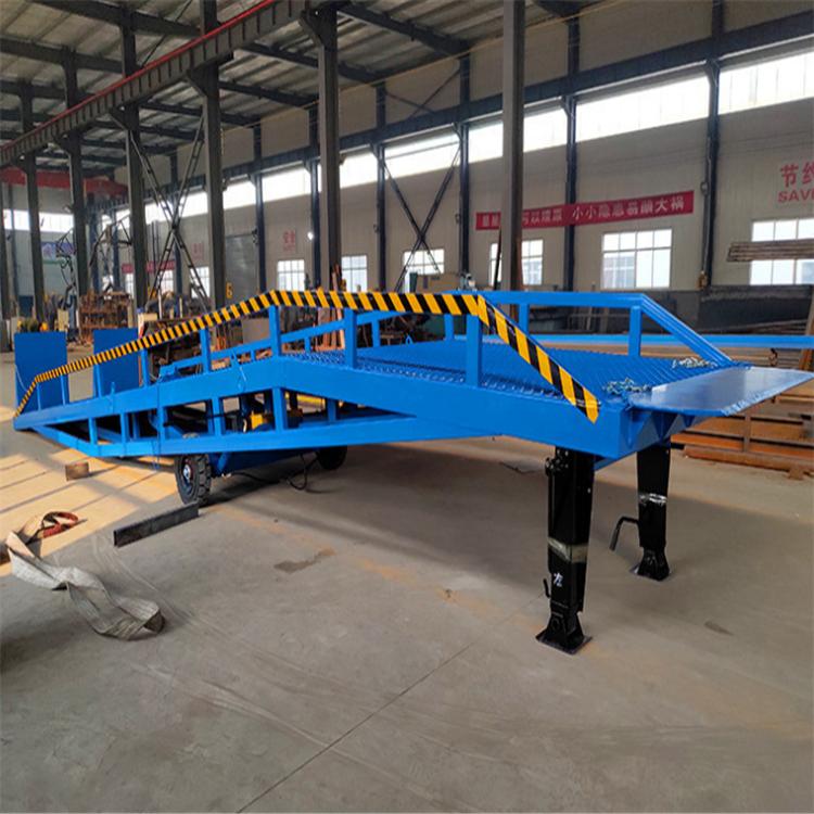 航天厂家直销高品质移动式登车桥   价格优惠全国配送质保一年