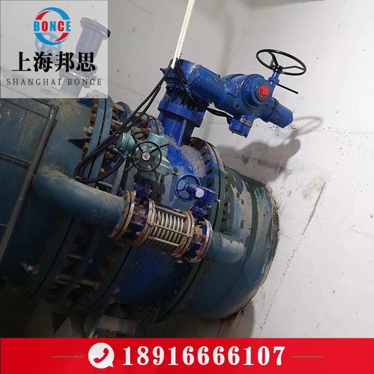 上海邦思/BONCE 厂家直销 电动蝶阀价格 电动法兰蝶阀 质量好价格优