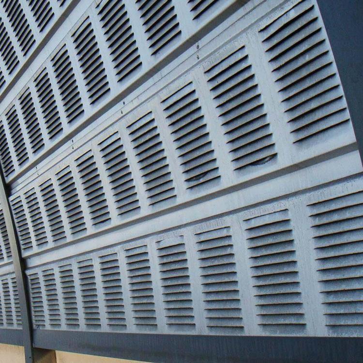 佳木斯声屏障 工厂声屏障 小区声屏障 地铁声屏障支持订做