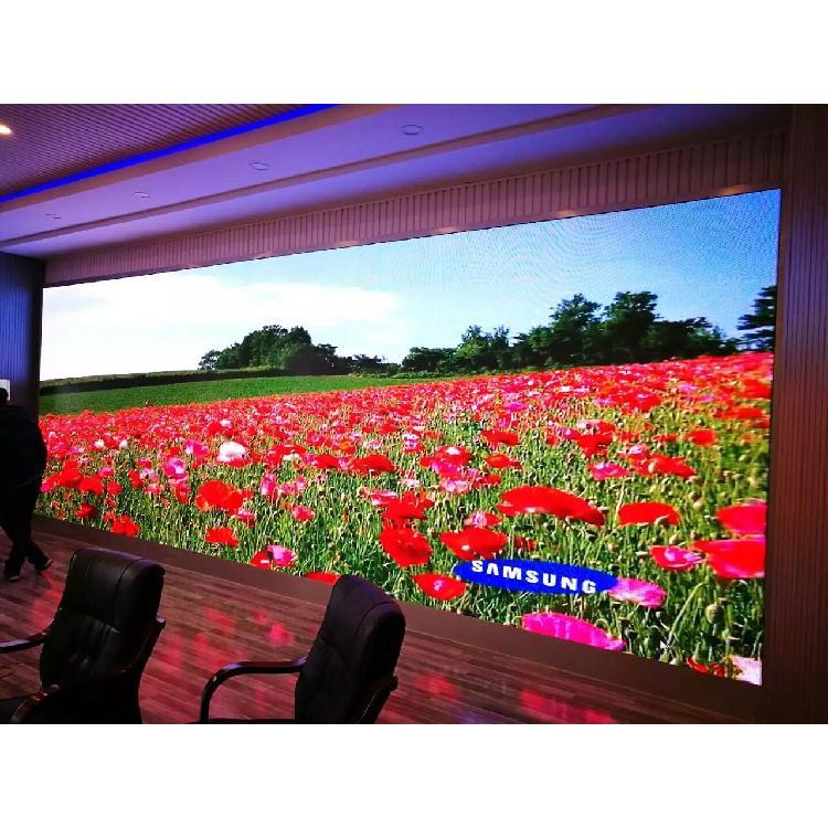 深圳海利德-室内P2.5高清显示屏 -LED电子屏- 会议室电子显示屏-酒店宣传屏